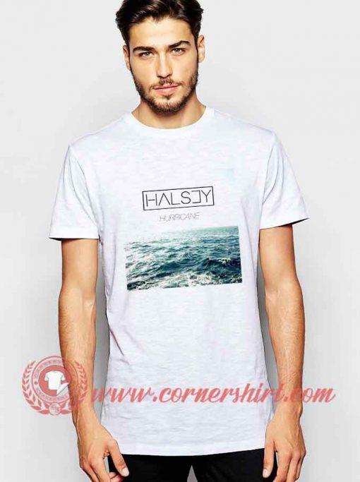 Halsey Hurricane Albums T shirt