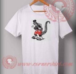 Kaiju Monster Mouse T shirt