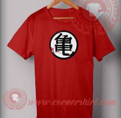 Kame Kanji T shirt