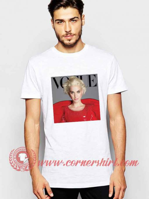 Katy Perry Vogue Magazine Cover T shirt