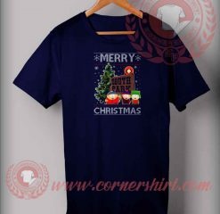 Merry Christmas South Park T shirt