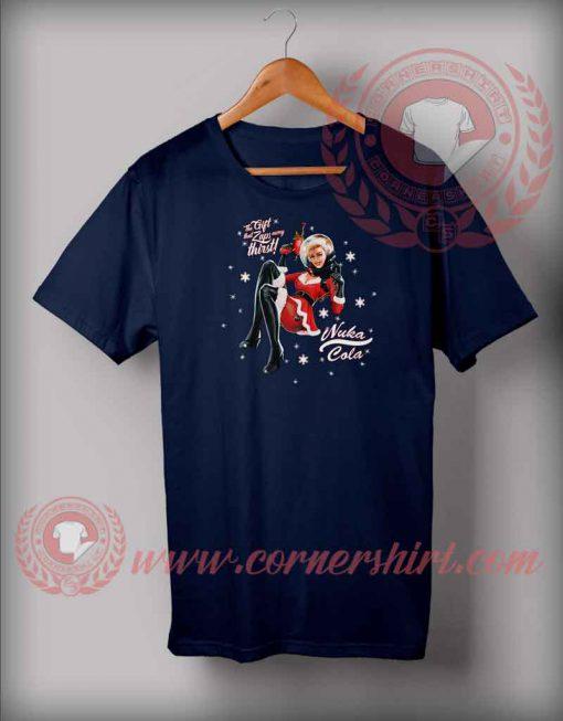 Nuka Cola Claus T shirt