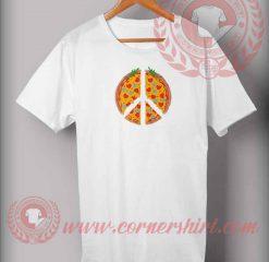 Pizza Love And Joy T shirt
