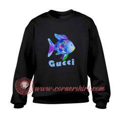 Rainbow Fish Gucci Sweatshirt