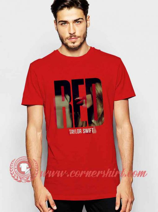 Taylor Swift Red Albums T shirt