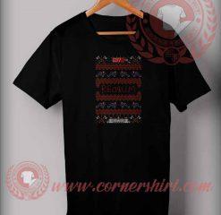 Redrum Ugly Crhistmas T shirt