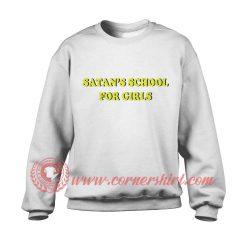 Satan's School For Girls Sweatshirt