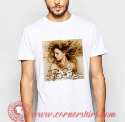 Taylor Swift Fearless Albums T shirt