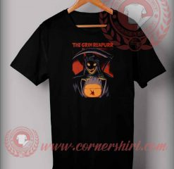The Grim Reapurr T shirt
