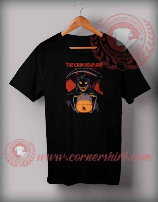 The Grim Reapurr T shirt