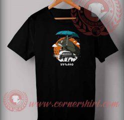 The Totoro Journey T shirt