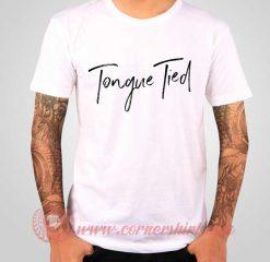 Tongue Tied T shirt