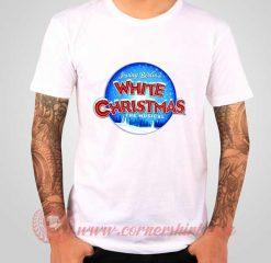Irving Berlin White Christmas T shirt