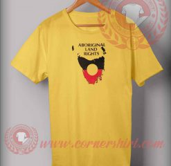 Aboriginal Land T shirt