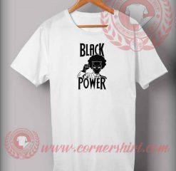 Black Panther Black Power T shirt