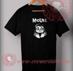 Coco Miguel Misfits Parody T shirt