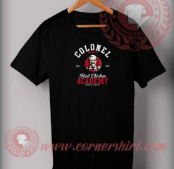 Colonel Fried Chicken Parody T shirt