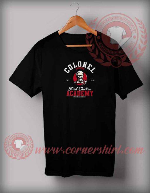 Colonel Fried Chicken Parody T shirt