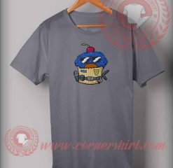 Cop Cake Departement T shirt