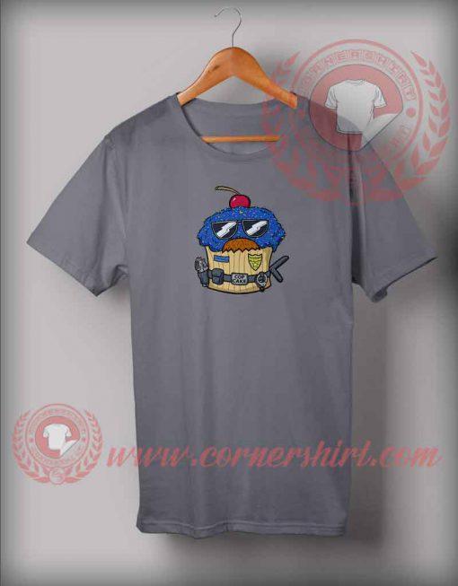 Cop Cake Departement T shirt