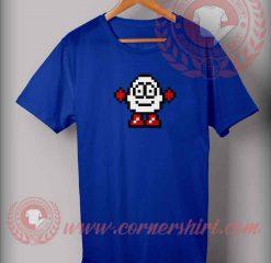 Dizzy Egg Pixel T shirt