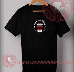 Elm Street Coffee Ohio T shirt