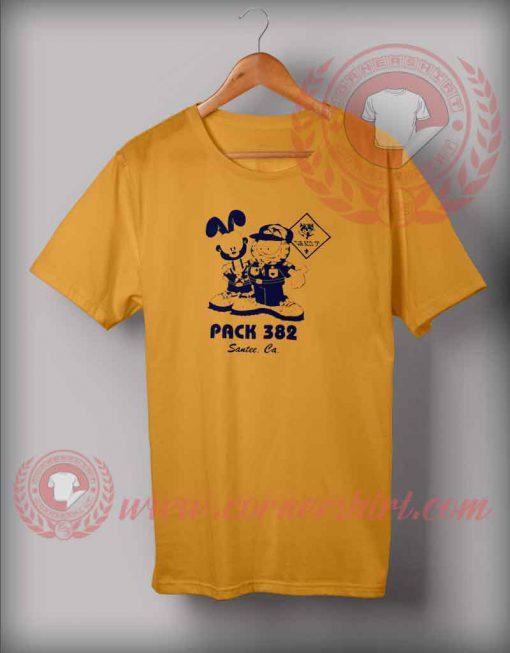 Enginer Cat Pack 38 T shirt