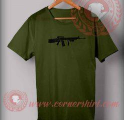 Kitchen Gun Machine T shirt