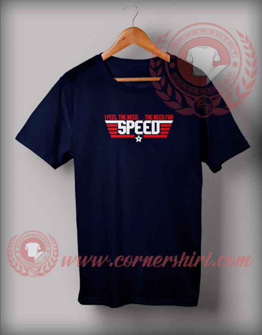 Need For Speed Logo T shirt