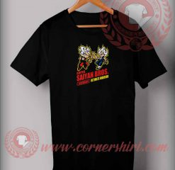 Super Saiyan Bros Legendary T shirt