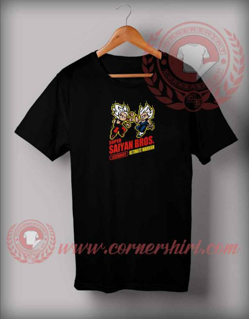 Super Saiyan Bros Legendary T shirt