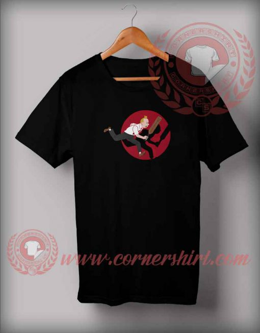 The Adventure Of Winchester T shirt