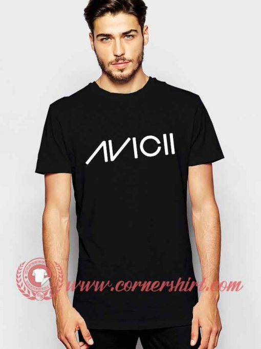 DJ Avicii T shirt