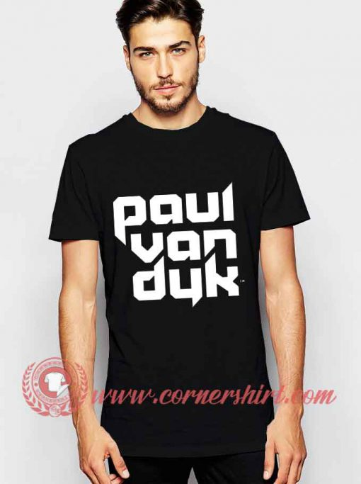 Paul Van Dyk T shirt
