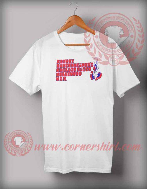 English Disco T shirt