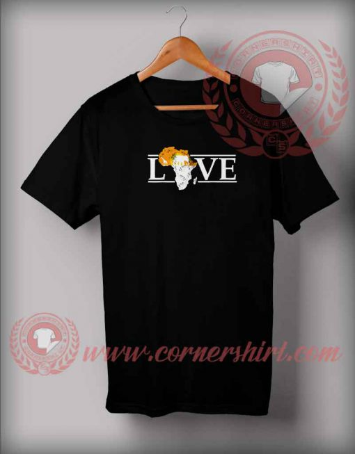 Love Black History Jeneteenth T shirt