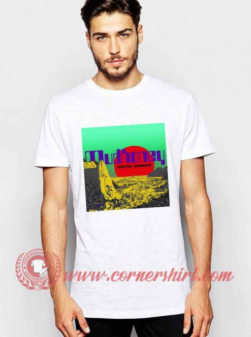 Mudhoney Digital Garbage T shirt