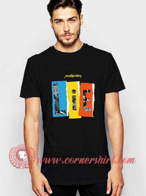 Mudhoney Lie Albums T shirt
