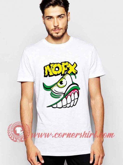 NOFX Logo T shirt