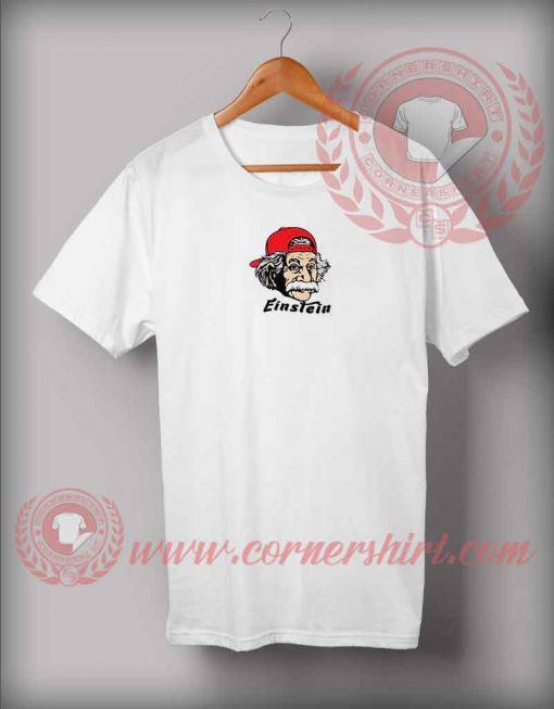 The Young Einstein T shirt