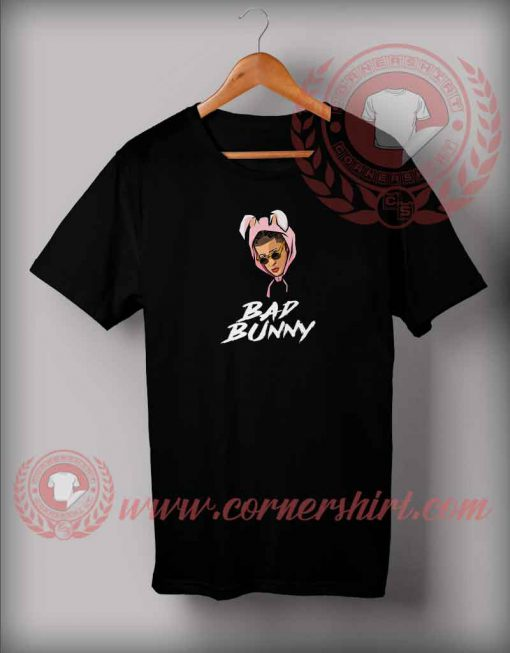 Bad Bunny Parody T shirt