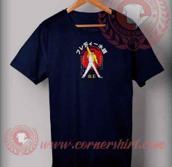 Freddie Japanese Style T shirt