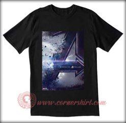 Avengers Endgame Logo T shirt