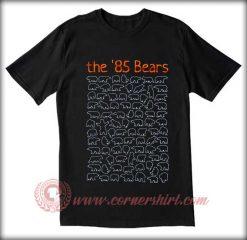 Unique 85 Chicago Bears T shirt