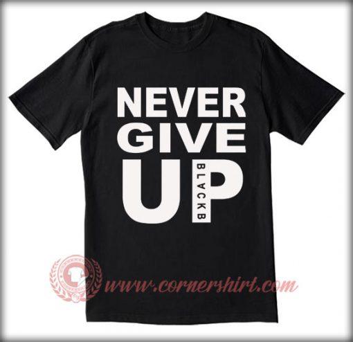 Mo Salah Never Give Up T shirt