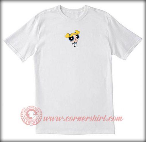 Powerpuff Girls Bubble Character Tshirt