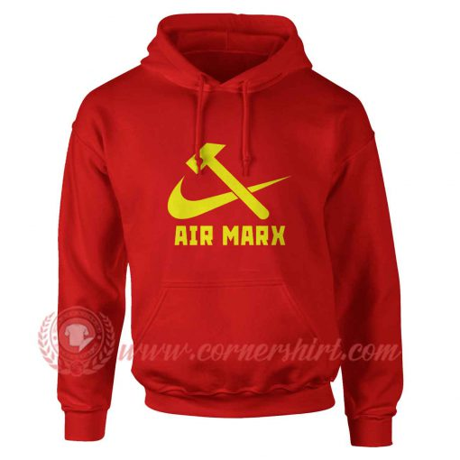 Air Marx Logo Hoodie