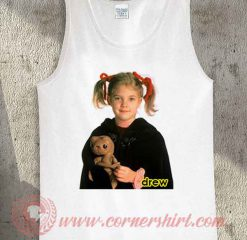 Drew Barrymore Child Tank Top