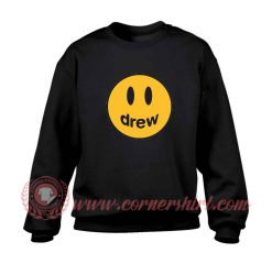 Drew Emoji Justin Bieber Sweatshirt