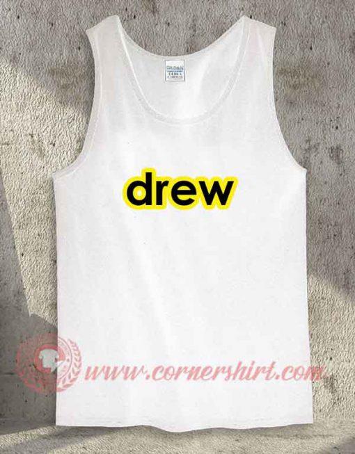 Drew Logo Tank Top